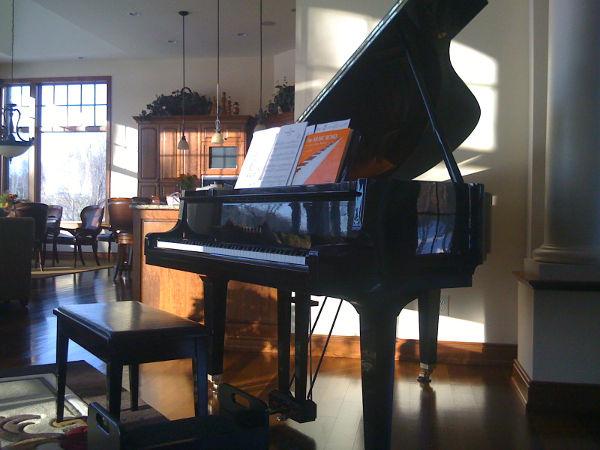 Conseil Piano - Les Pianos de Charles - accordeur Angers